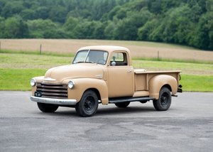 1950 Chevrolet 3600 Stepside Pick-up For Sale by Auction