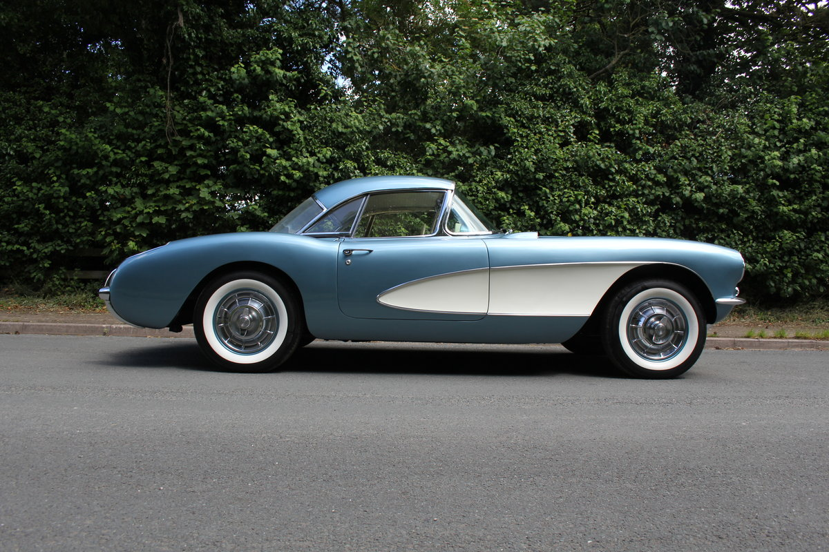 1956 Chevrolet Corvette C1 For Sale (picture 6 of 12)