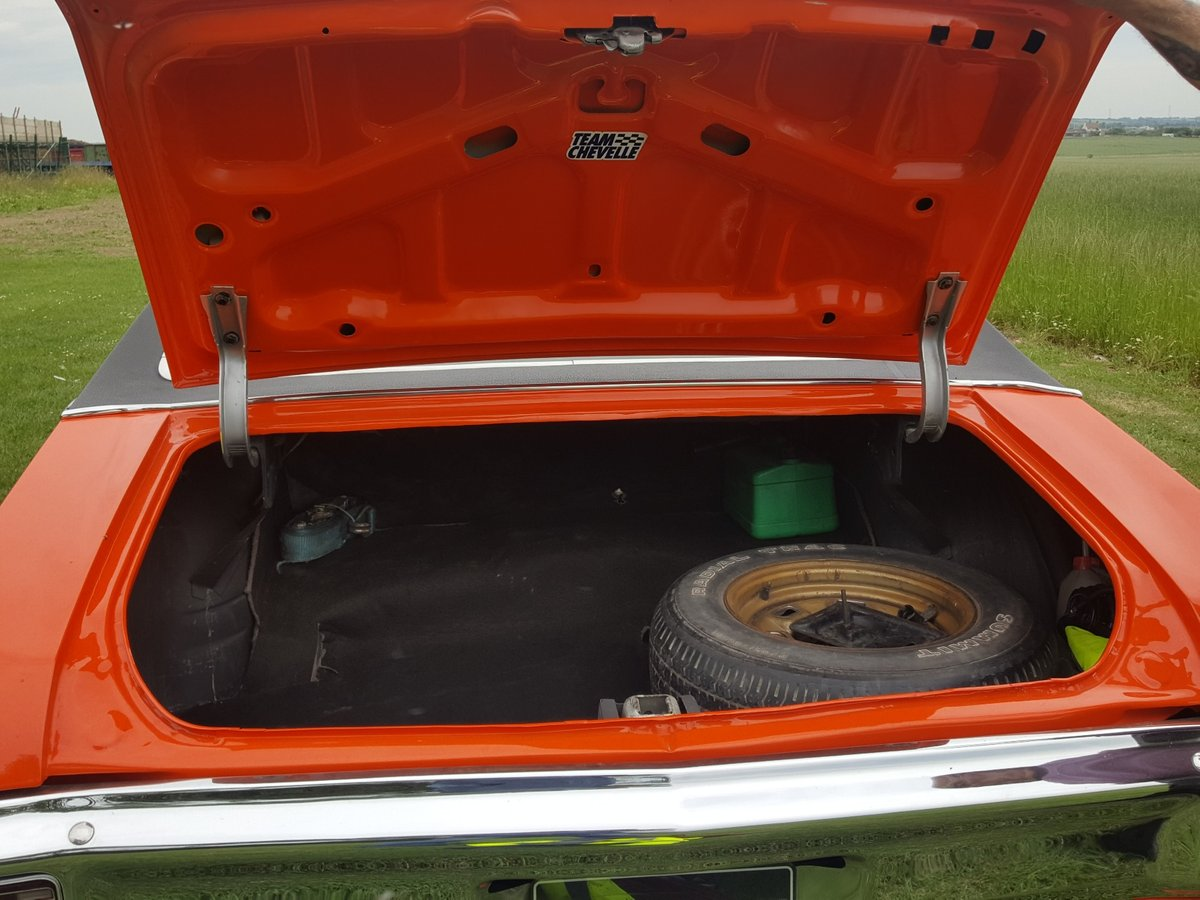 Chevrolete Chevelle 350/350 auto 1970 For Sale (picture 5 of 6)