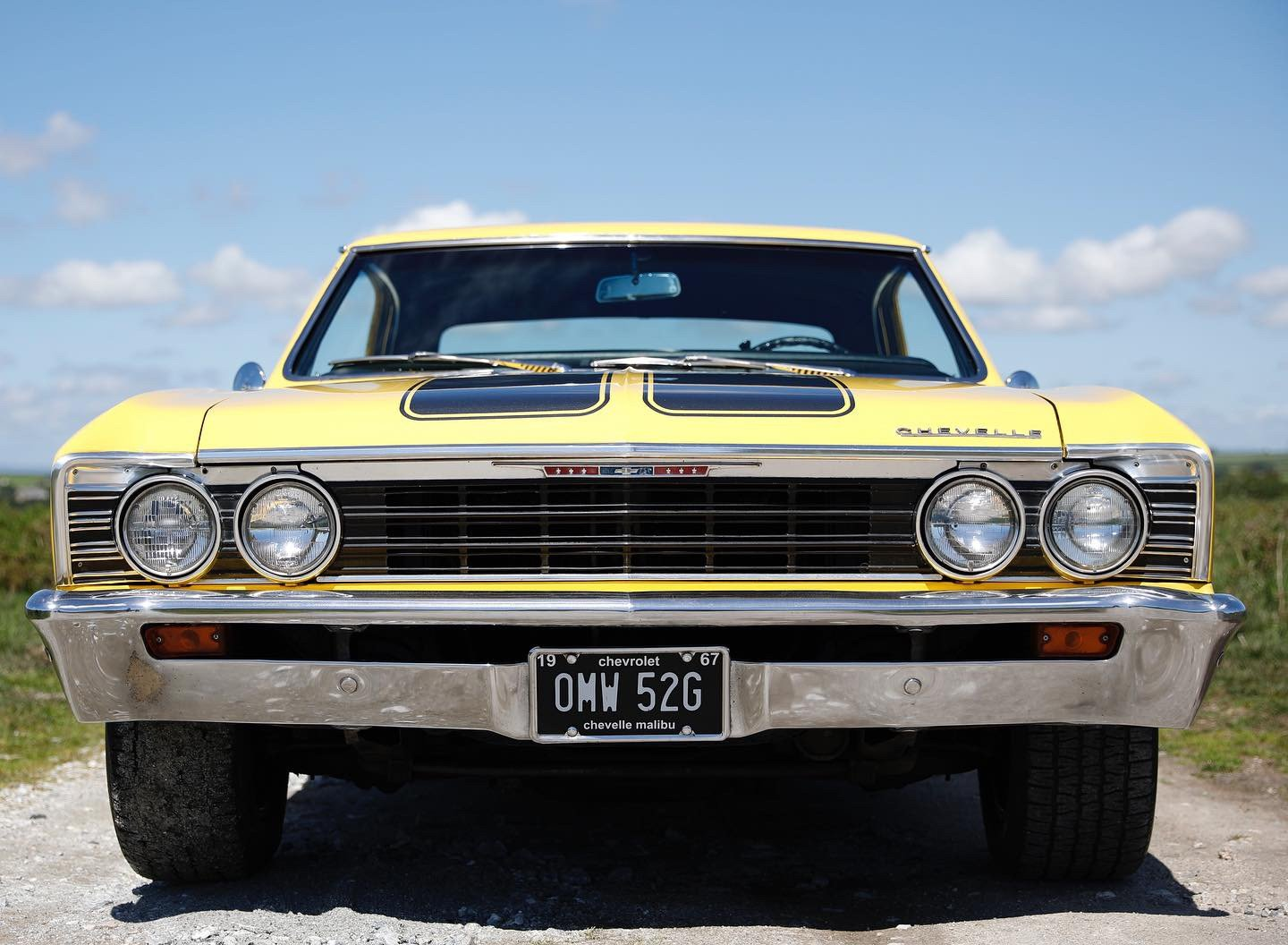1967 Iconic Chevrolet Chevelle Muscle Car SOLD (picture 1 of 6)
