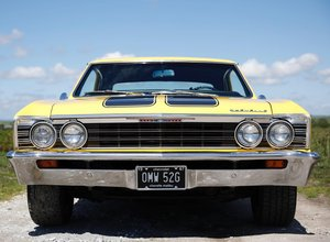 1967 Iconic Chevrolet Chevelle Muscle Car