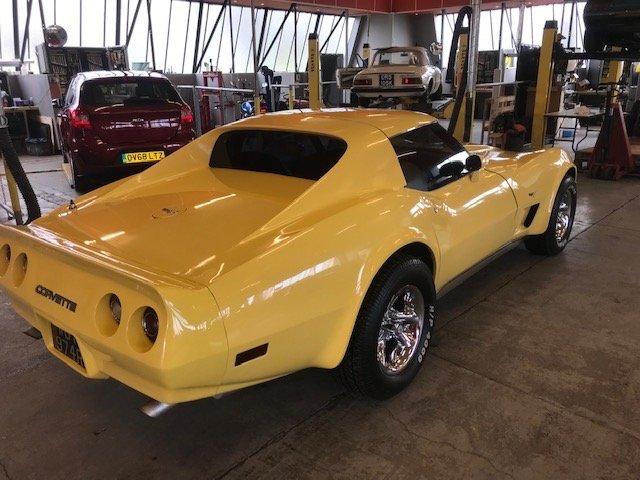 1977 Corvette C3 T-Top For Sale (picture 2 of 6)