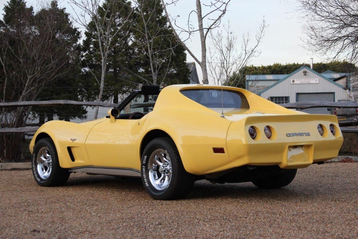1977 Corvette C3 T-Top For Sale (picture 5 of 6)
