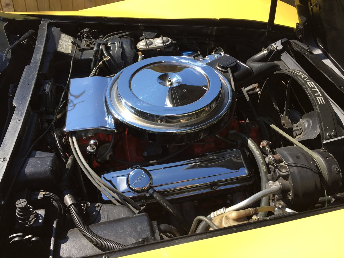 1977 Corvette C3 T-Top For Sale (picture 6 of 6)