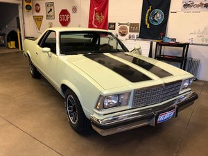 1979 Chevrolet El Camino (Tallmadge, OH) $14,900 obo For Sale