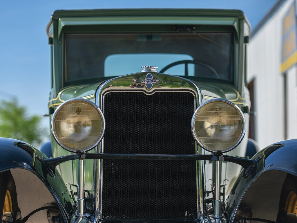 1930 Chevrolet Universal AD Two-Passenger Coupe For Sale by Auction (picture 5 of 6)