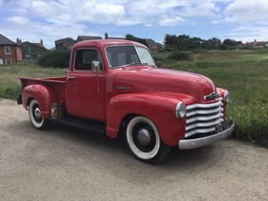 1947 Chevrolet 3100 - 5 WINDOW PICK UP For Sale