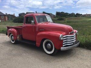 1947 Chevrolet 3100 - 5 WINDOW PICK UP