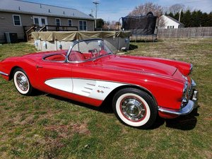 1960 Chevrolet Corvette (Milford, DE) $79,900 obo For Sale