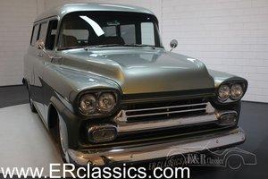 Chevrolet Suburban 1959 Restomod