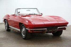 1964 Chevrolet Corvette Convertible For Sale