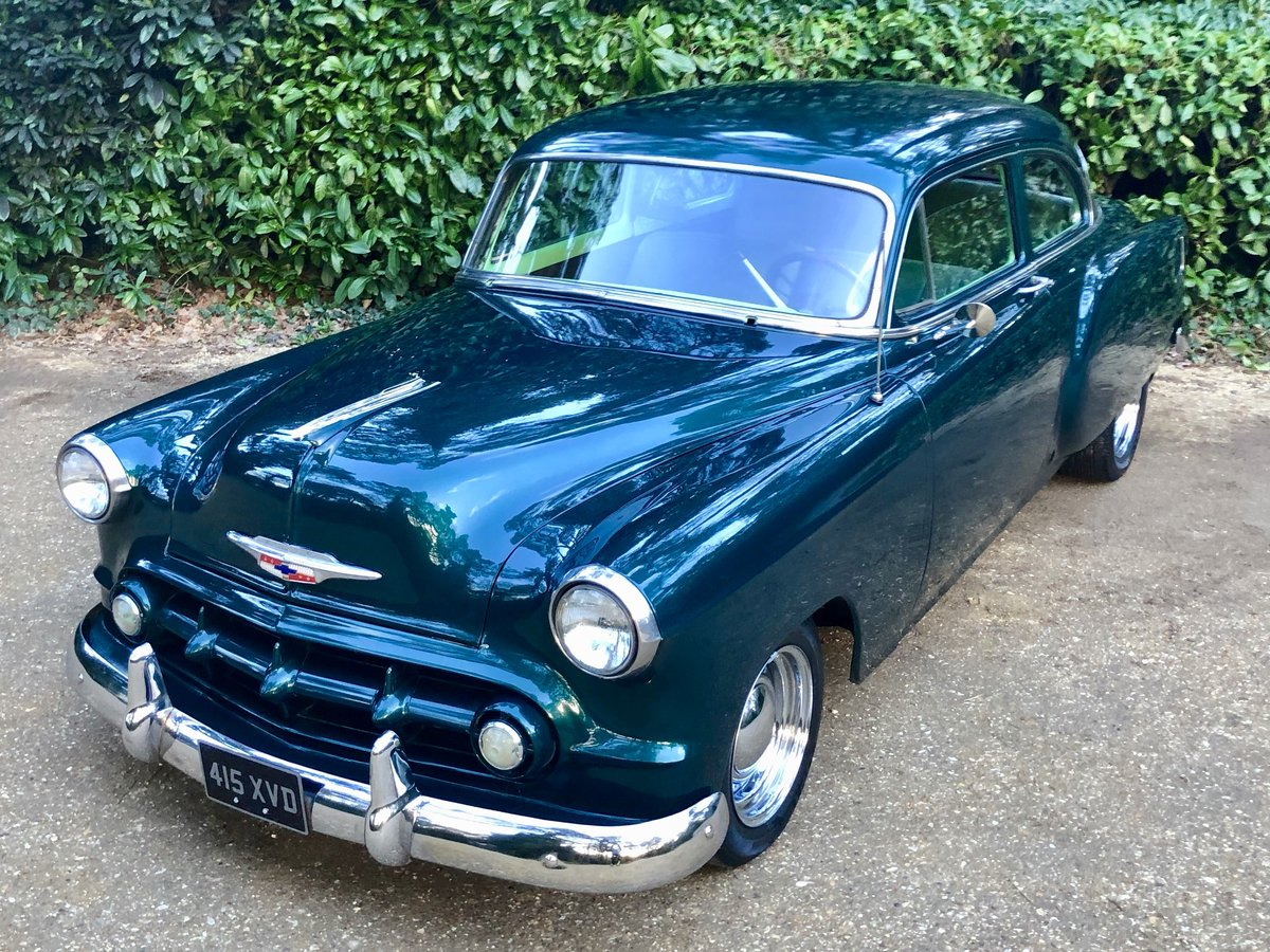 1953 CHEVROLET BEL AIR // 5.7L // AMERICAN MUSCLE // px swap For Sale (picture 1 of 6)