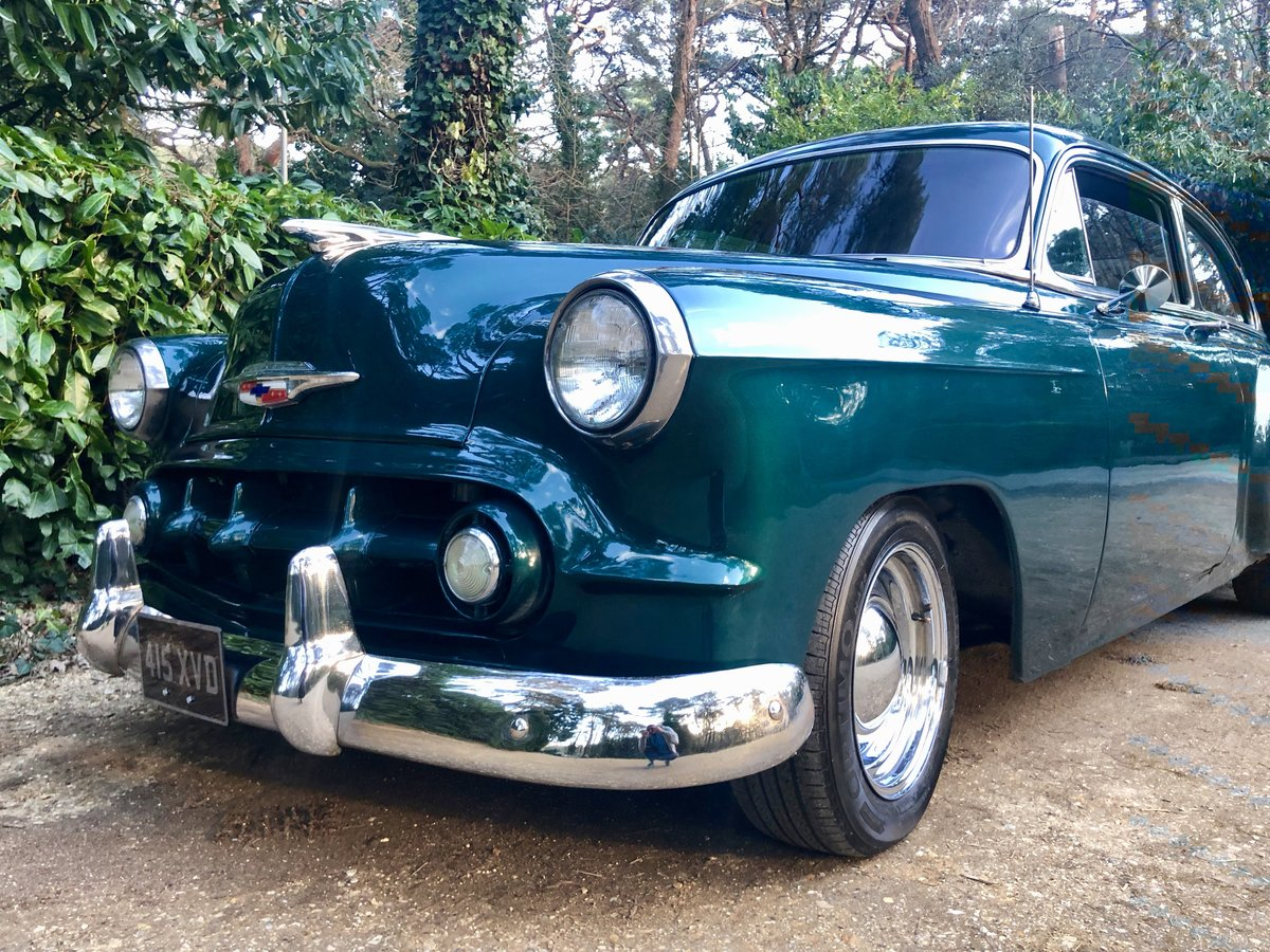 1953 CHEVROLET BEL AIR // 5.7L // AMERICAN MUSCLE // px swap For Sale (picture 2 of 6)