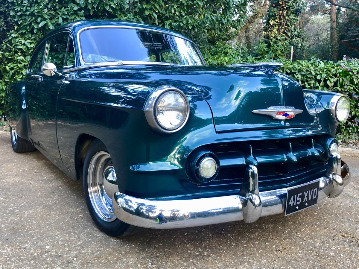 1953 CHEVROLET BEL AIR // 5.7L // AMERICAN MUSCLE // px swap For Sale (picture 4 of 6)