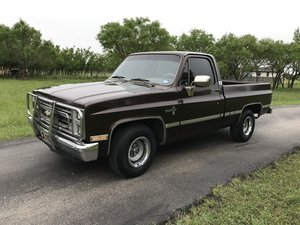 1986 CHEVROLET PICKUP 86 SWB V8 AUTO PS PB AC SILVERADO For Sale