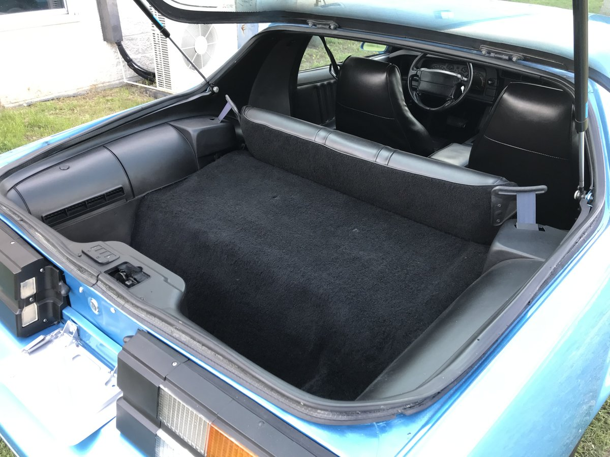 1990 CHEVROLET CAMARO 2DR COUPE RS Beautiful Light Blue For Sale (picture 5 of 6)
