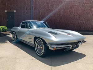 1963 Chevrolet Corvette Sting Ray Split-Window Coupe For Sale by Auction