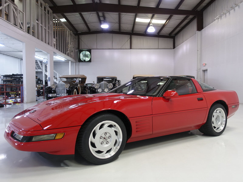 1991 Chevrolet Corvette ZR-1 For Sale (picture 1 of 6)