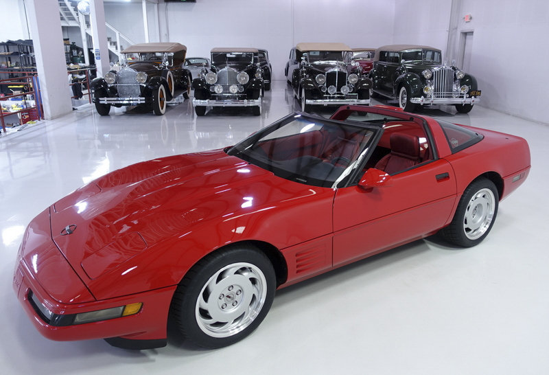1991 Chevrolet Corvette ZR-1 For Sale (picture 2 of 6)