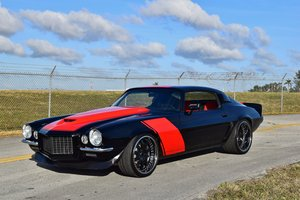 1970 Camaro Coupe = Custom Fast LSX-6 6 speed mods $95k For Sale