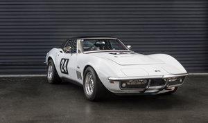 1969 CHEVROLET CORVETTE 427 'BIG BLOCK' ROADSTER W/ HARDTOP For Sale by Auction