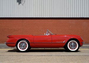 1954 Chevrolet Corvette C1 For Sale by Auction