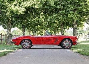 1962 Chevrolet Corvette C1 SOLD by Auction