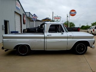 1965 Chevy C10 Pick-Up Truck  Custom 6.0 Vortec LQ4  $64.9k For Sale (picture 3 of 6)