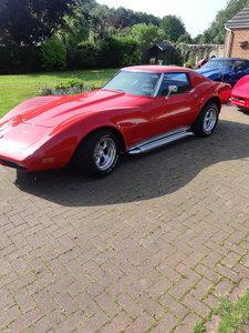 Simply stunning 1973 Corvette