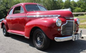 1941 Chevrolet Coupe Deluxe RHD excellent condition For Sale