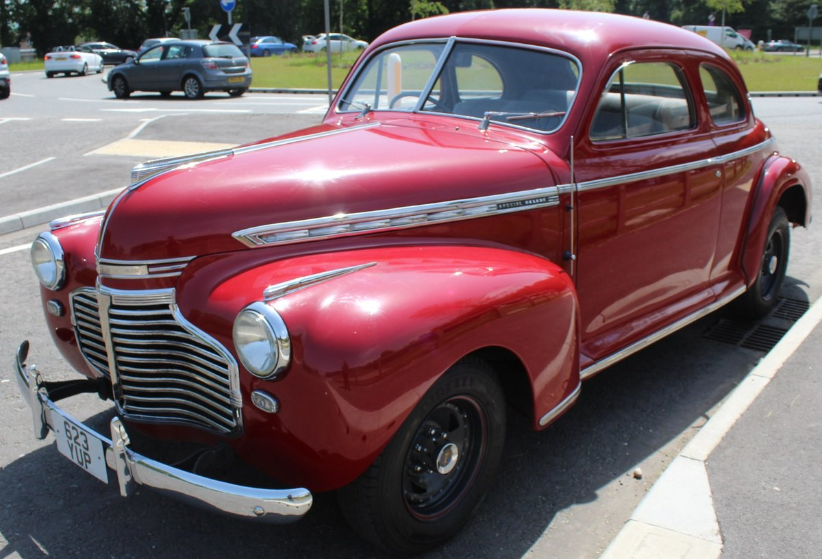 1941 Chevrolet Coupe Deluxe RHD excellent condition For Sale (picture 4 of 6)