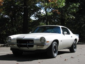 1973 Chevrolet Camaro Z28 For Sale by Auction