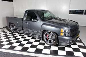 2007 Custom build SEMA truck, in as new condition 500+hp ! For Sale