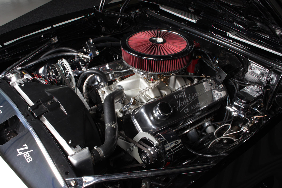 1969 Chevy Camaro Pro touring special Z28 big block ! For Sale (picture 3 of 6)