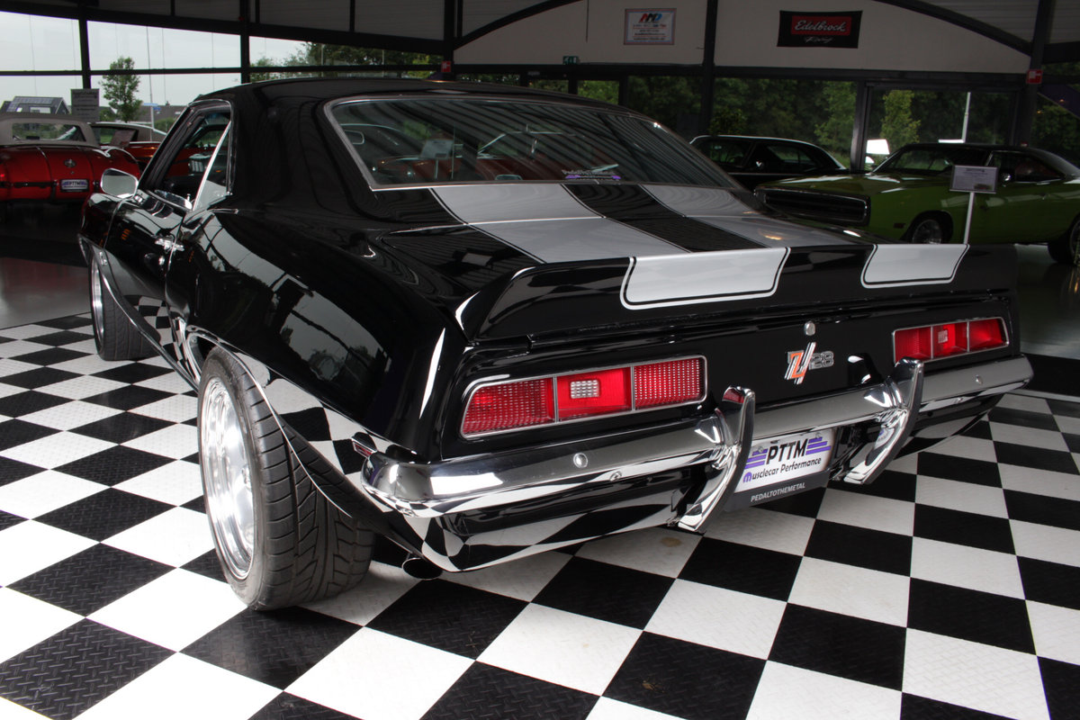 1969 Chevy Camaro Pro touring special Z28 big block ! For Sale (picture 5 of 6)