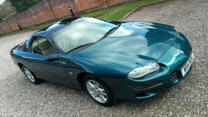2000 Cheverolt Camero 3.8Auto T bar 83k FSH UK car since NEW For Sale