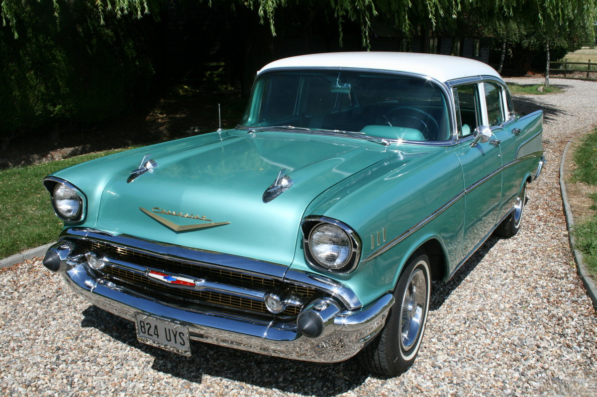 1957 Chevrolet Bel Air. NOW SOLD,MORE EXAMPLES (picture 1 of 6)