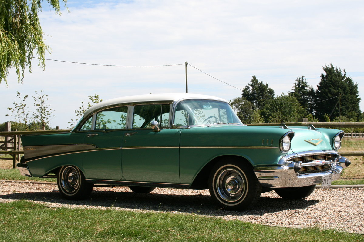 1957 Chevrolet Bel Air. NOW SOLD,MORE EXAMPLES (picture 5 of 6)