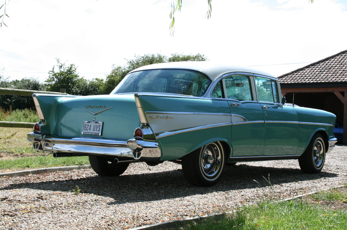 1957 Chevrolet Bel Air. NOW SOLD,MORE EXAMPLES (picture 6 of 6)