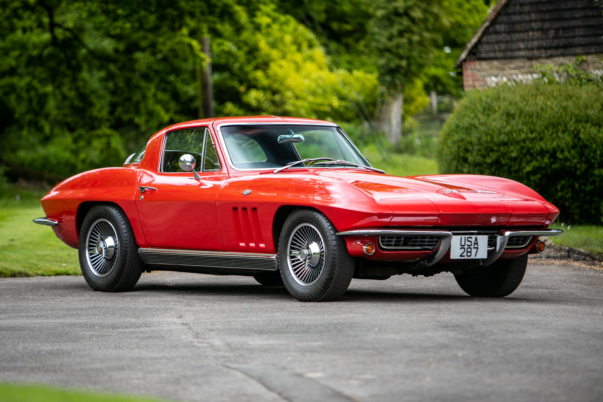 1966 Chevrolet Corvette Stingray (C2) SOLD by Auction (picture 1 of 6)