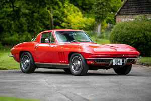 1966 Chevrolet Corvette Stingray (C2) SOLD by Auction