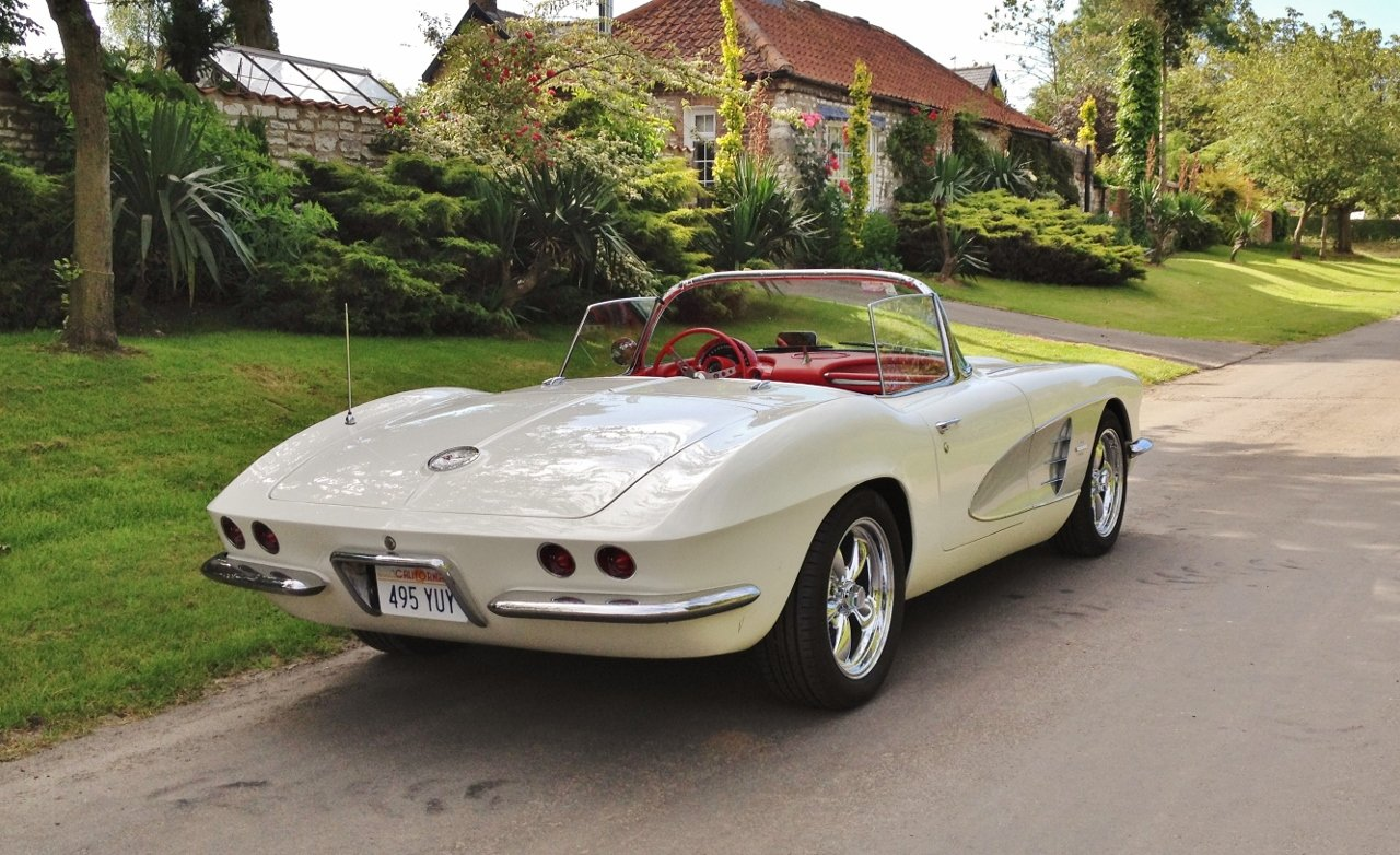 1961 Chevrolet Corvette C1 SOLD by Auction (picture 4 of 6)