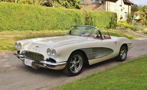 1961 CHEVROLET CORVETTE C1 For Sale by Auction