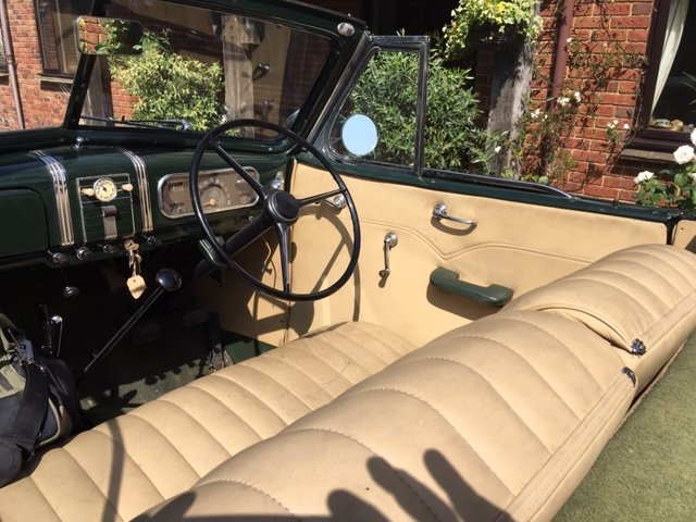 1937 Chevrolet Master Convertible For Sale (picture 6 of 6)