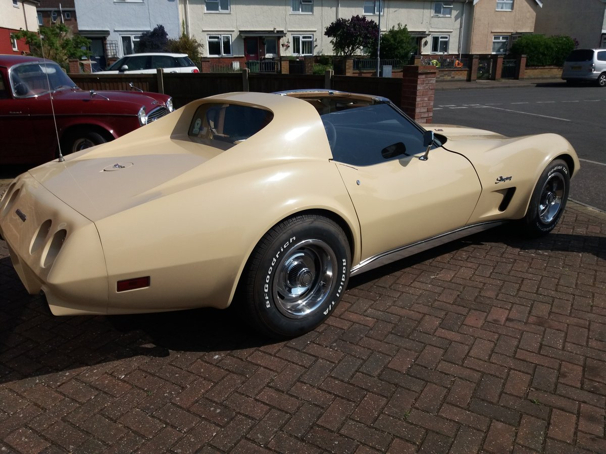 For sale 1977 Corvette Stingray C3 For Sale | Car And Classic