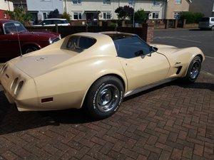 For sale 1977 Corvette Stingray C3 For Sale