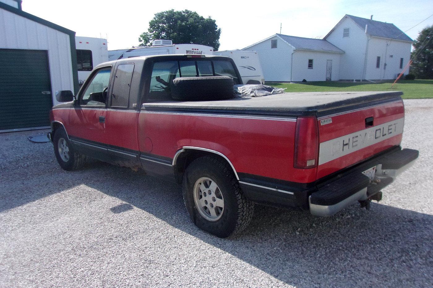 1994 Chevrolet Silverado Pickup $4800 USD For Sale (picture 5 of 6)