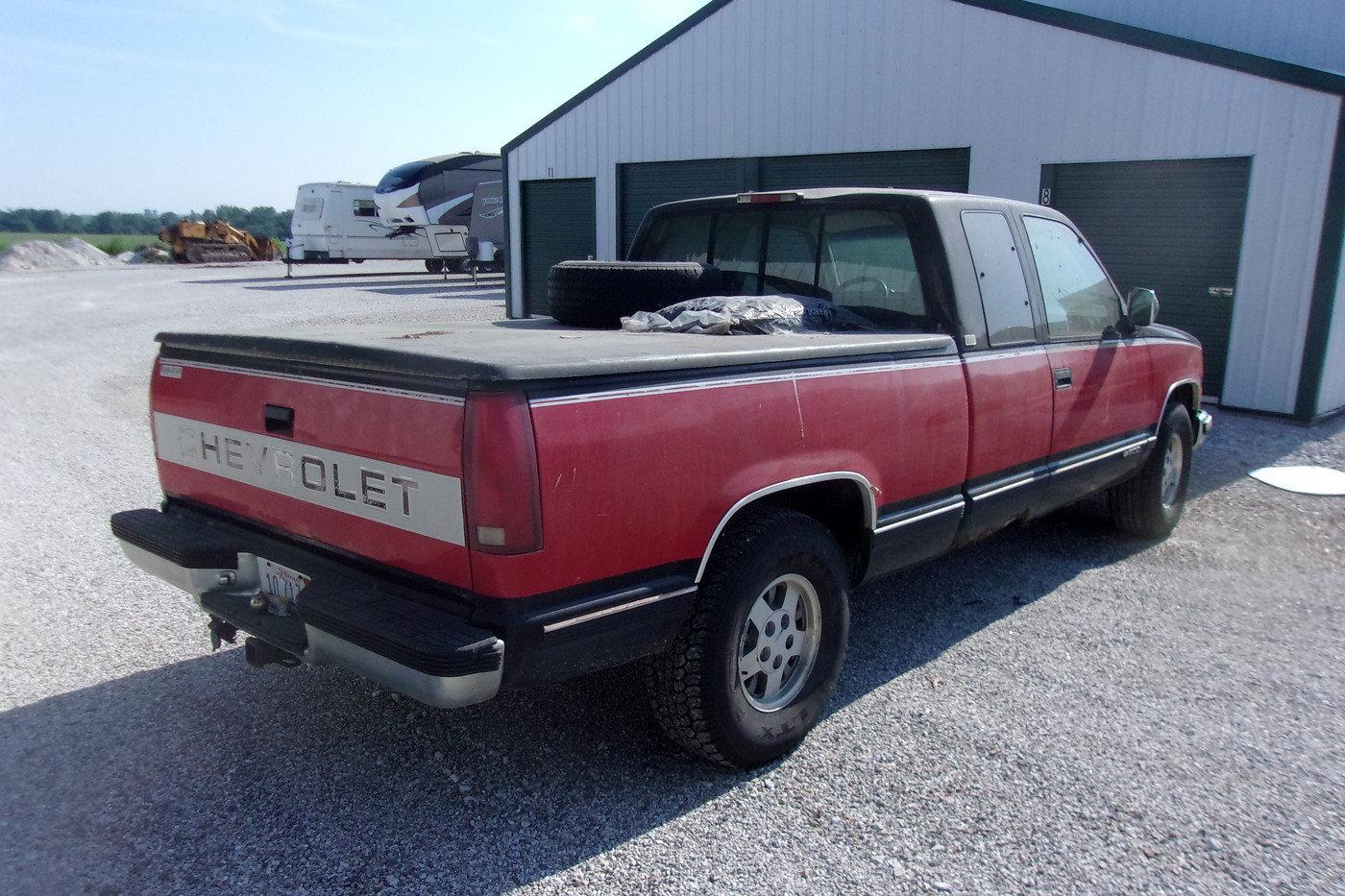 1994 Chevrolet Silverado Pickup $4800 USD For Sale (picture 6 of 6)