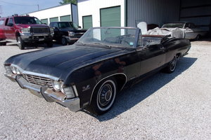 1967 Chevrolet Impala SS 396 convertible  For Sale
