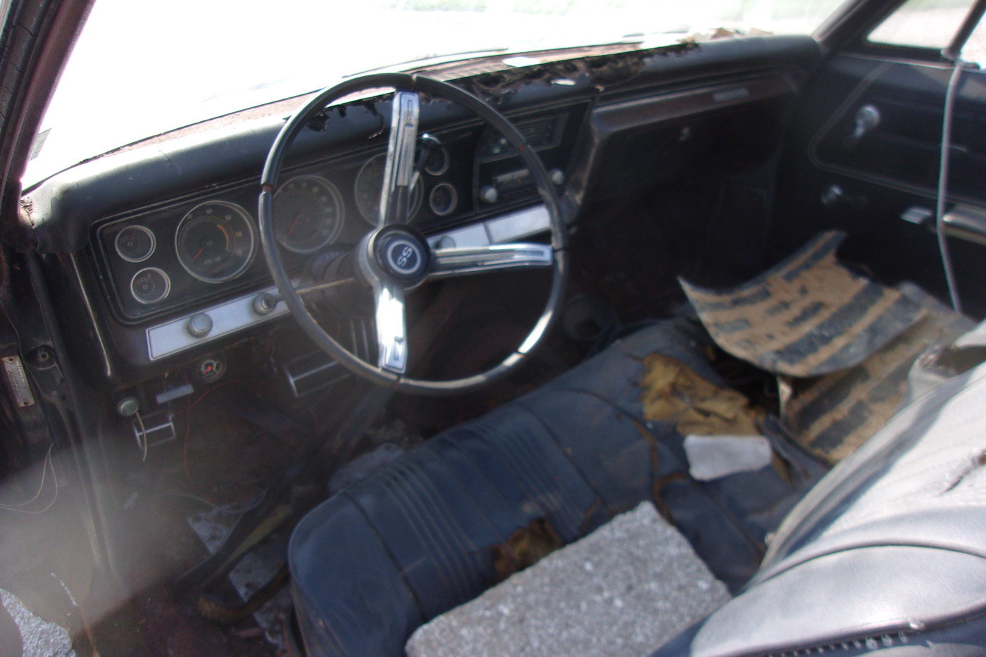 1967 Chevrolet Impala SS 396 convertible  For Sale (picture 4 of 6)